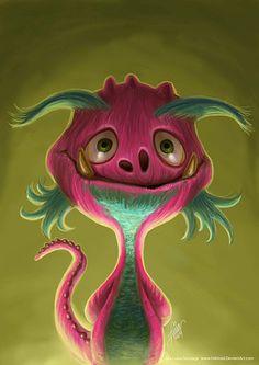 Google Image Result for http://www.cruzine.com/wp-content/uploads/2010/07/152-monster_cartoon-paintings.jpg