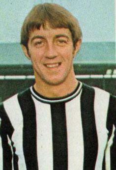 Frank Clark of Newcastle Utd in 1969.