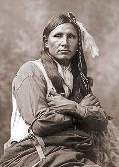 :::::::::: Vintage Photograph :::::::::: Ground Spider, Oglala Sioux, by Heyn Photo, 1899 Native American Images, Native American Beauty, Native American Tribes, Native American History, American Indians, Native Americans, American Symbols, American Women, American Art