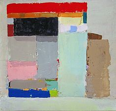 Sydney Licht, Untitled 2014, Oil on panel