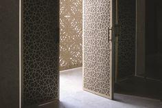 'John McAslan and Partners' Jumaa Mosque imparts a cultural authenticity' Prayer Room, Modern Door, Islamic Architecture, Room Doors, Door Design, Furniture Design, Mosques, Culture, Contemporary