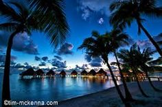 Kia Ora: Night Swimming