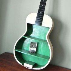 Regal aus alter Gitarre
