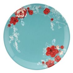 Lenox Chirp Floral Salad/ Luncheon Plate