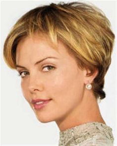 Layered Pixie Haircuts for Thin Hair Type