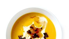 fennel and carrot-soup