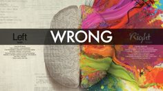 Creativity: left and right brain