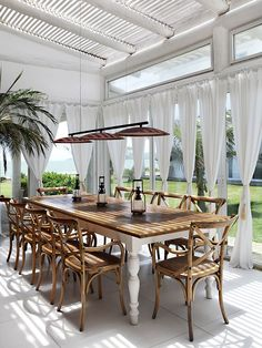 outdoor breezy dining table chairs curtains - jig-gallery-13
