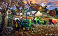 Charles Freitag Bumper Crop