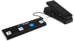 iRig BlueBoard Wireless MIDI Pedalboard Now Shipping