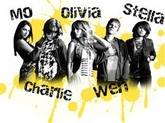 Lemonade Mouth has been my girl's favorite movie and music for the past 2 weeks...ever since Netflix!