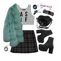 """""""clueless"""" by grimess on Polyvore"""