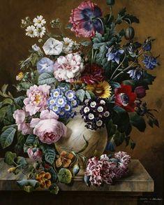 """Натюрморты """"Цветы и фрукты"""". В поисках вдохновения. - Ярмарка Мастеров - ручная работа, handmade"""