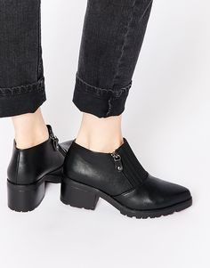 042888b7 Image 1 of Truffle Collection Fawn Front Zip Ankle Boots Clothes For Sale,  Online Shopping