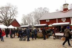 Skafferiet på Hovinsholm Christmas market - Norway