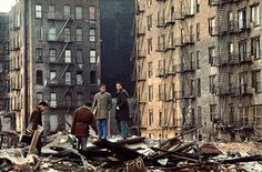 1970 Fifth Ave at 110th Street, East Harlem. (CAMILO JOSÉ VERGARA/LIBRARY OF CONGRESS)