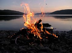 summer nights...love bonfires and listening to someone playing acustic guitar