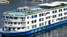 M/S Tulip Nile cruise is a deluxe floating hotel. It offers abundant luxury…