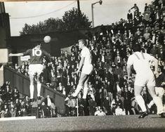 Birmingham 0 Everton 2 in Oct 1963 at St Andrews. Everton soak up a bit of pressure St Andrews, Everton, Birmingham, 1960s, Saints, Football, Concert, Soccer, Futbol