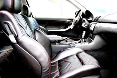 BMW E46 Coupe - interior and exterior modifications by Gevalto