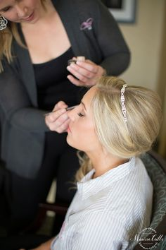 3 wedding experts ( planner, photographer, + make up / hair artist) come together to offer their best beauty advice for the bride to be