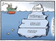 Esquerda Caviar: Titanic europeu segue em frente