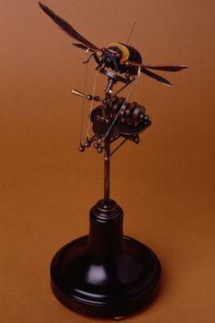 Mothicanique IV — David Beck Art Works