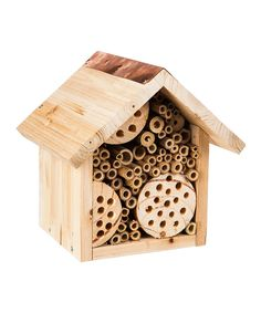 Another great find on #zulily! Bee Habitat by Evergreen #zulilyfinds