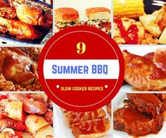 SummerBBQ in the slow cooker