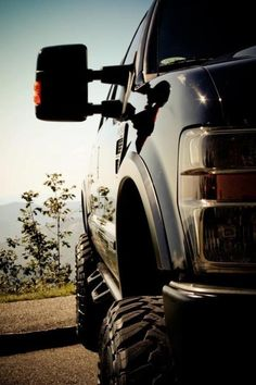 I want to own a truck someday
