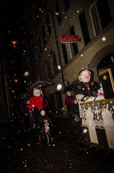 Do Morning   Fasnacht Luzern Carnival Lucerne 2013