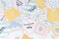 Les petites cartes EVFJ