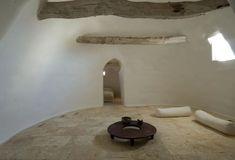 I Trulli di Alberobello interno