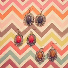 wAXAw - Earrings, Morocco