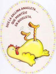 Resultado de imagen para frases para ejercicios psicomotrices baby farm la gallina