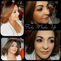 A última lindona. A Tê arrasou. Make Mary kay!! Sombras: cristyline, Expresso, dourada.... #marykay  @loucaspormaquiagem  @pausaparafeminices  #makemarrom #makedourada #makeup  #maquiagem