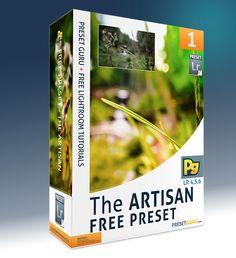 Free Lightroom Preset: The Artisan