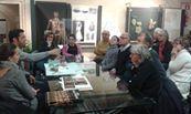 Momenti dell'incontro sull'oreficeria etrusca