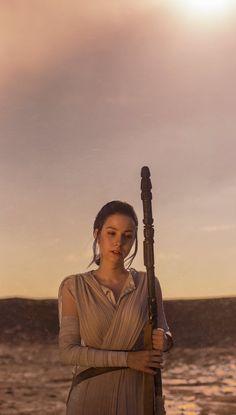 Rey the Scavenger - Star Wars VII by EnotArt on DeviantArt