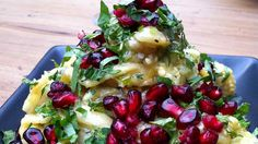 Yotam Ottolenghi shares his version of the classic Middle-Eastern dish.