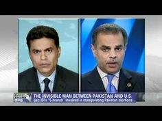 The 'Invisible Man' Between Pakistan & U.S. To Dismantle Paki ISI's Nukes & Power - YouTube
