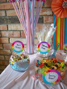Candyland Birthday Party by Two Belles Event Planning! To see more, visit twobellesevents. Birthday Candy, 10th Birthday Parties, 16th Birthday, Birthday Party Themes, Birthday Ideas, Candy Land Theme, Little Pony Party, Candy Party, Bash