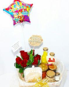 DESAYUNO SORPRESA DREAMS CUMPLEAÑOS 🎂🎂 ❤ ❤🎁🎁🎁@happydealer.co  #happydealer#desayunossorpresa#desayunosconflores #desayunosbogota#desayunosadomicilio #regalosbogota#regalospersonalizados #regalossorpresa#regalocumpleaños #regaloaniversario Whatsapp 311589395 Cheese, Food, Ideas, Paper, Breakfast Tray, Surprise Gifts, Trays, Friendship, Business