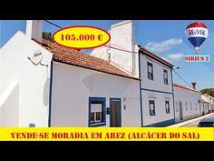 A RE/MAX VENDE: Moradia com 2 Pisos em Arez, Alcácer do Sal - 105.000 € ...