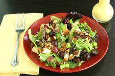 Leafy Waldorf Salad #glutenfree