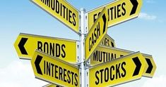 Different Types of Investments - The stock market can be terrifying place for those who know little or nothing about investment. Certificate Of Deposit, Different Types, Real Estate Business, Happy Relationships, Stock Market, Investing, Have Fun, Learning, Studying