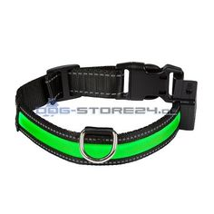 Eyenimal - USB Light Collar, grün Usb, Dog Store, Trainer, Dogs, Stuff To Buy, Accessories, Vest Jacket, Dressage, Fire Department