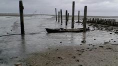 Low tide on Texel