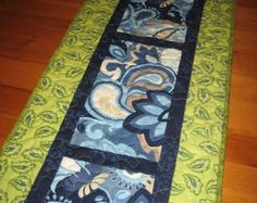 quilted table runners on Etsy, a global handmade and vintage marketplace.