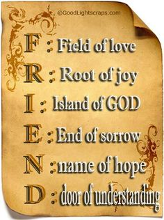 DIANAu0027S SPIRITUAL ENLIGHTENMENT A TRUE FRIENDSHIP.  We Need To Surround  Ourselves With U201cfriends